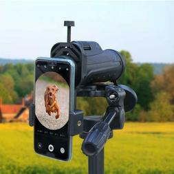 Adaptateur Smartphone Universel pour Jumelles Monoculaire Lo