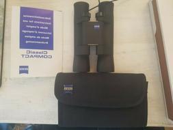 ZEISS Classic Compact 10x25 BT Jumelles - Noires