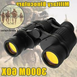 Jour / nuit 60x60 Voyages militaires Zoom Ultra HD Jumelles