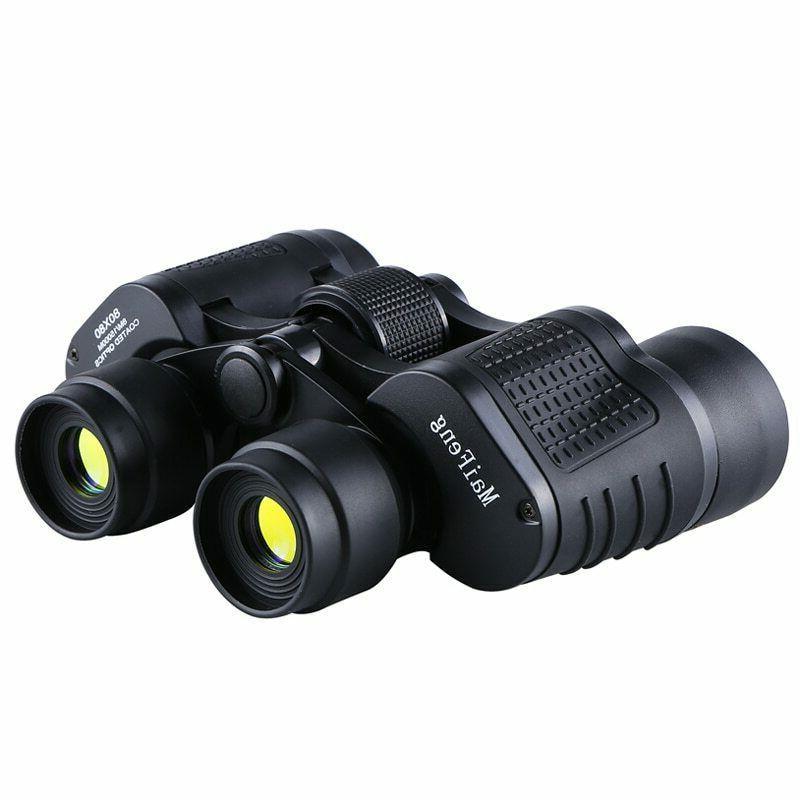 jumelles chasse telescope vision nocturne 80x80 9000m