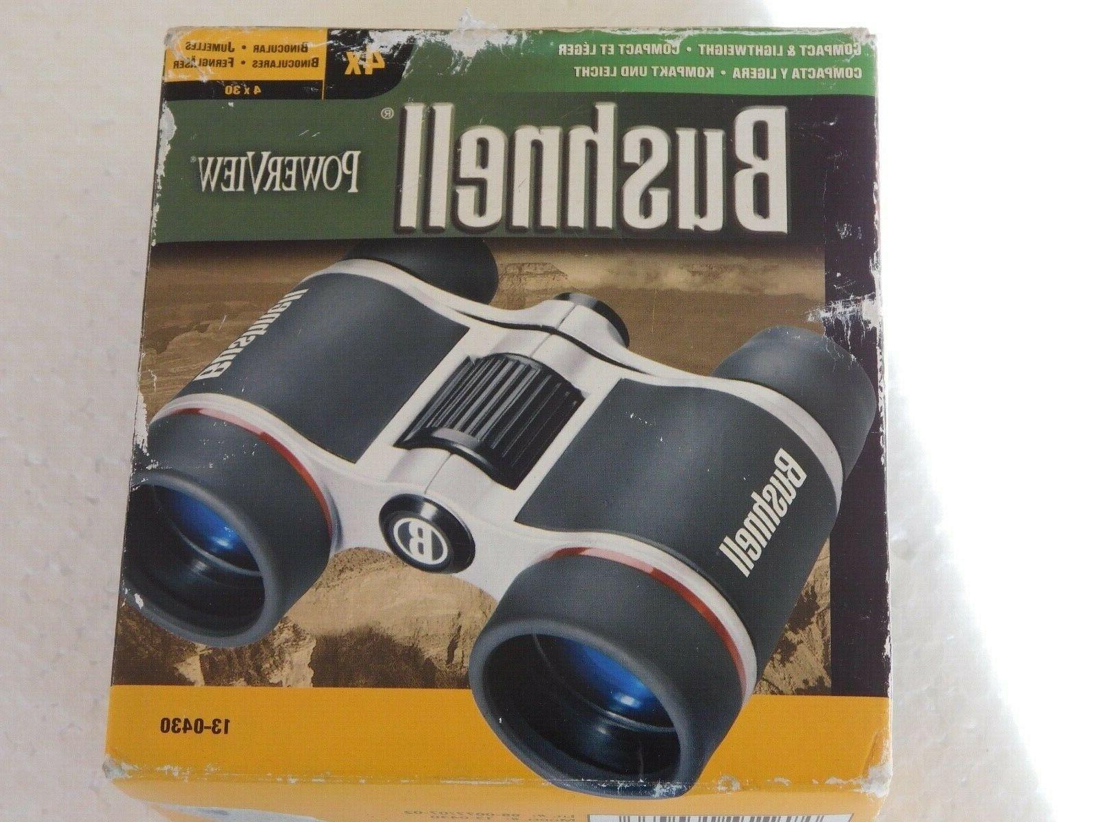 jumelles powerview binoculars compact lightweight 4 x