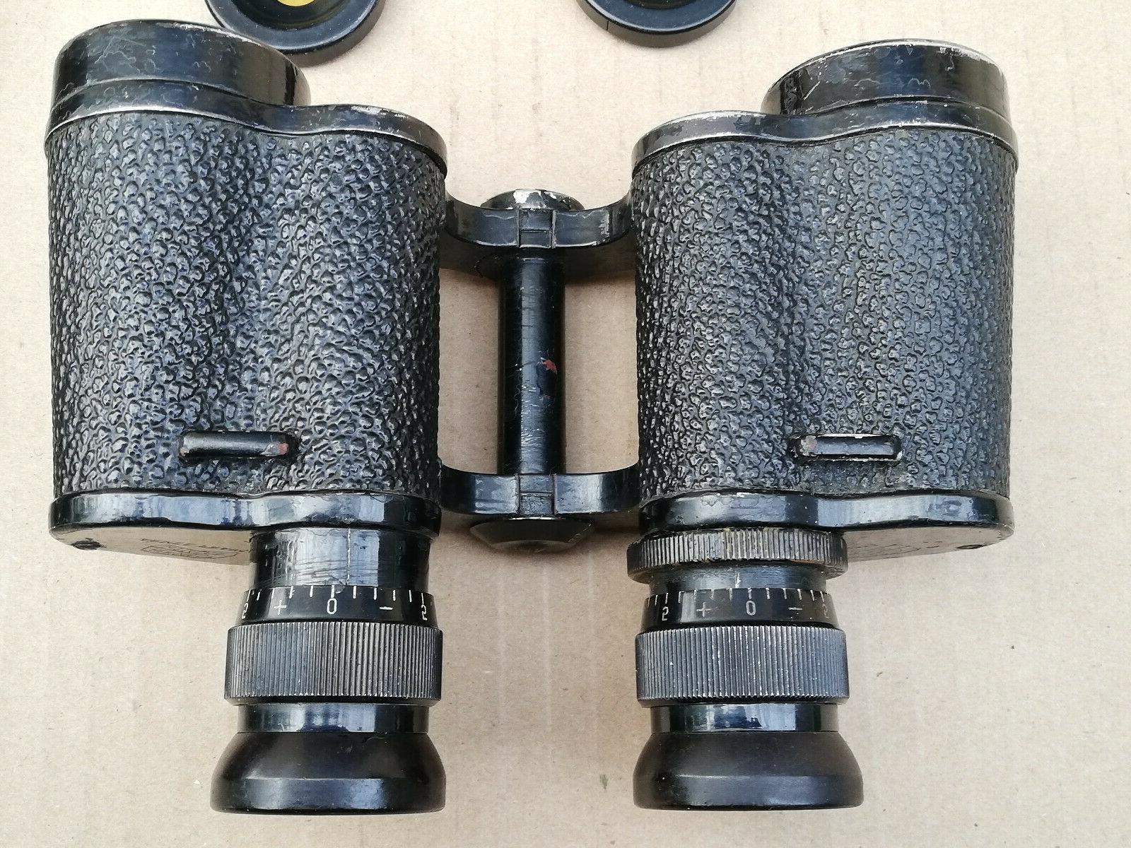 paire de jumelles wetzlar 8x30 fab allemande