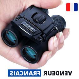 Mini Jumelles HD puissantes 40x22 2000M Longue portée téle