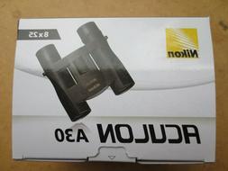 NEUF jumelles NIKON aculon a30 8x25 binoculars